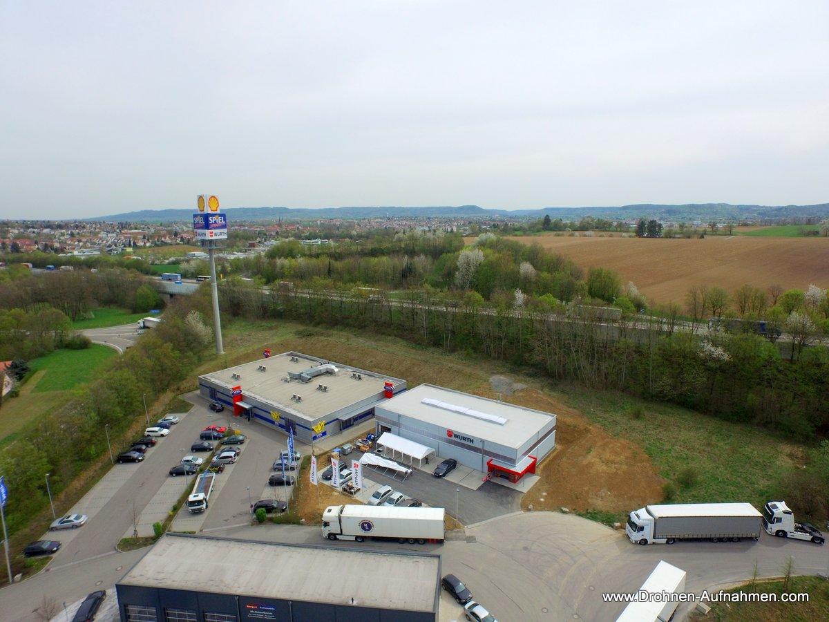 Luftbilder in Öhringen
